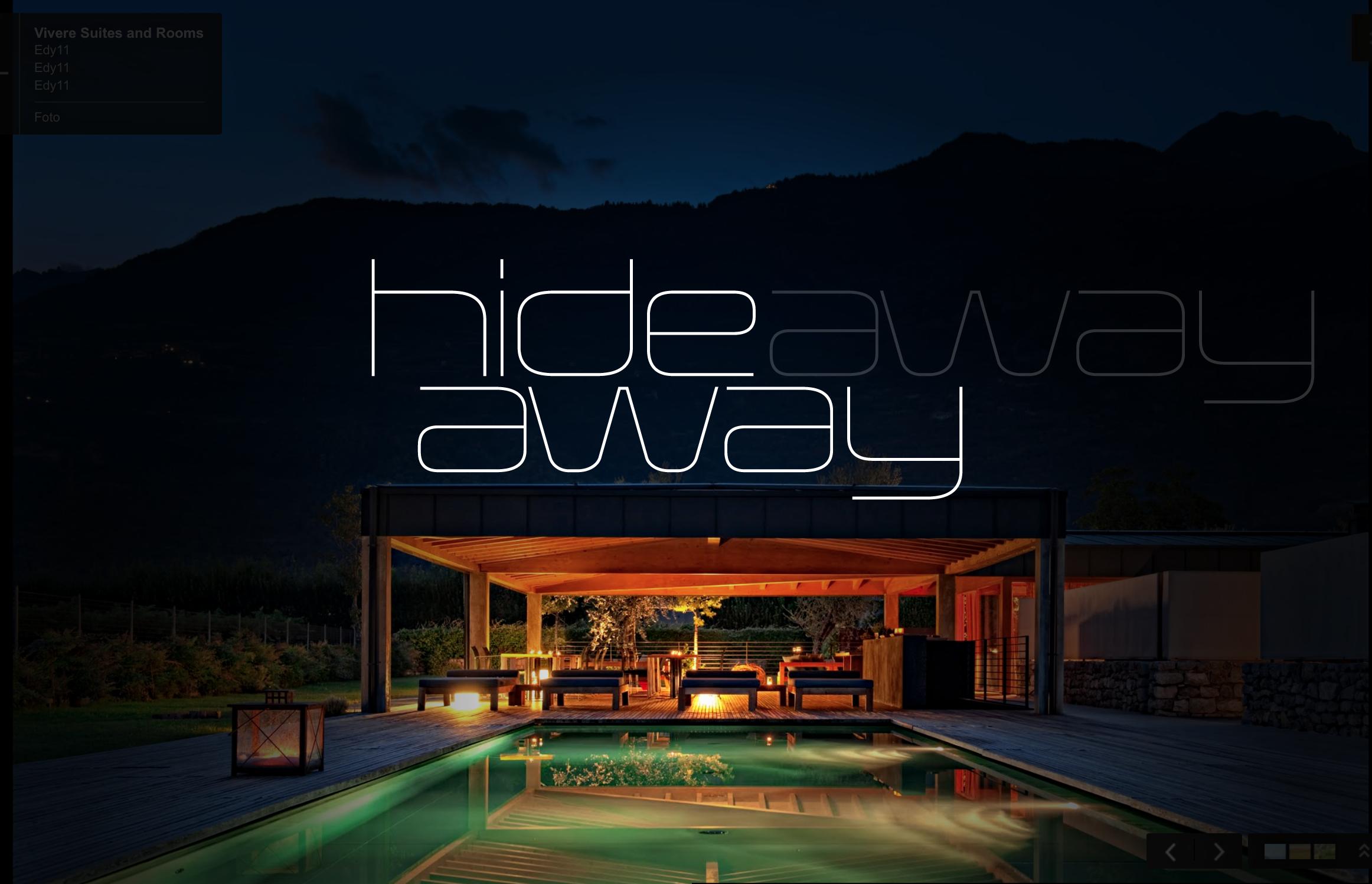 hideaway !